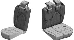 map pocket – seat bands