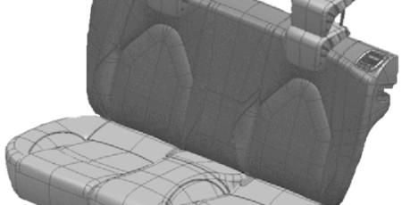 braccioli – posteriore sedili